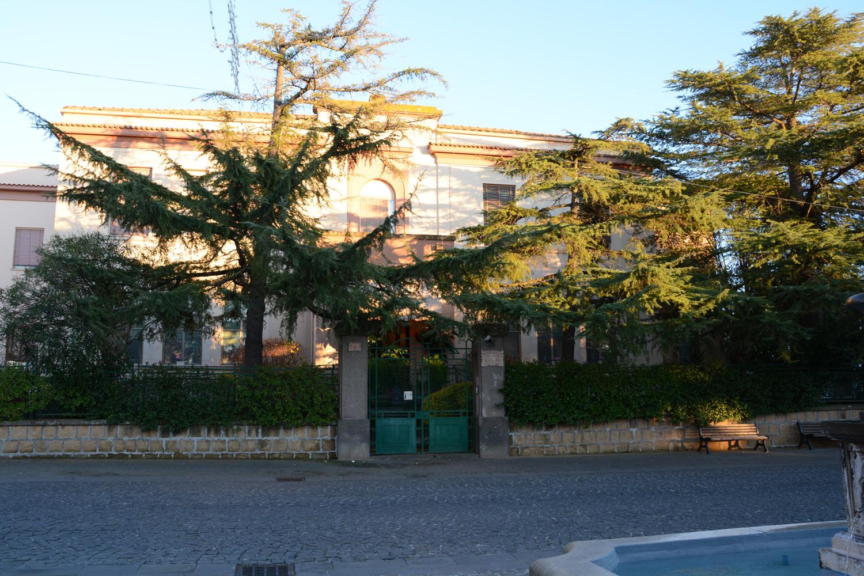 Casa di riposo,<br/>Villa Pini